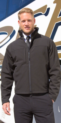 veste softshell homme poche deperlante