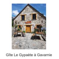 refuge gite le gypaete Gavarnie