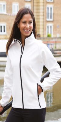 veste softshell femme zip
